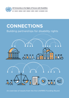 CONNECTIONS Building Partnerships for Disability Rights