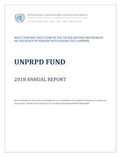 2018 Annual Narrative Report